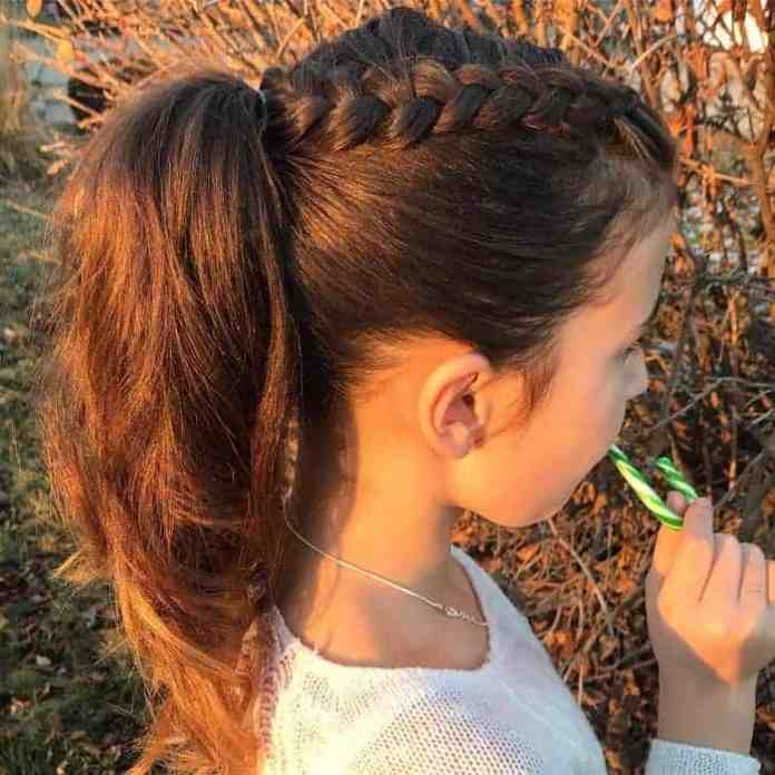 Little-Girl's-Braids-with-Beads-50 How to Style Little Girl's Braids with Beads