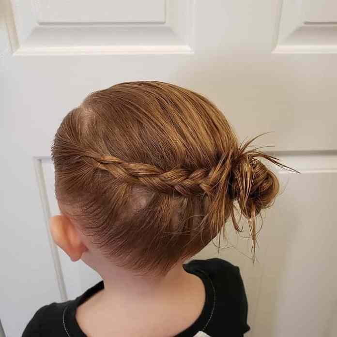 Little-Girl's-Braids-with-Beads-55 How to Style Little Girl's Braids with Beads