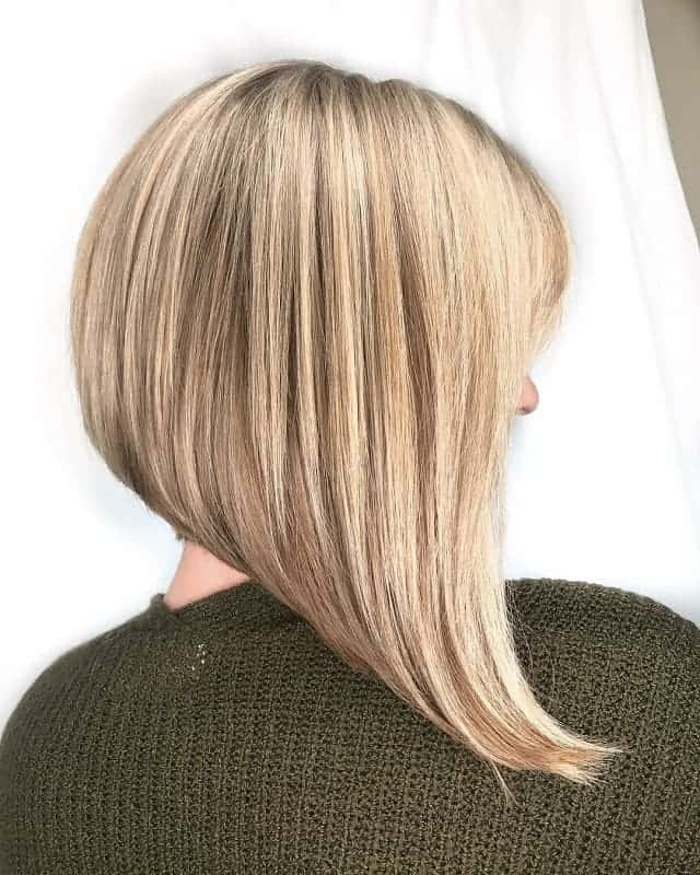 Long-A-Line-Haircut Best A-Line Bobs You Need to Try (Trending for 2020)