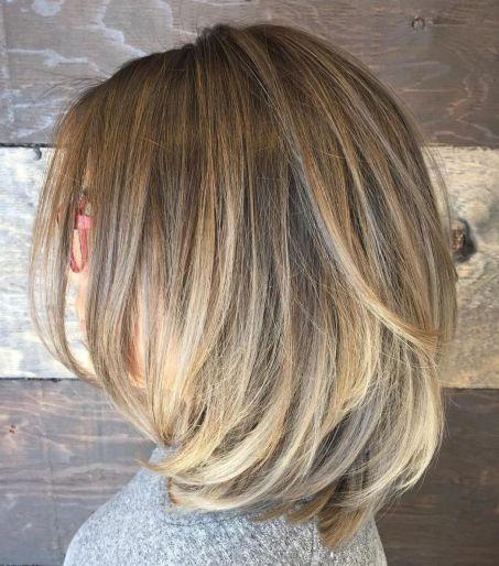 Medium-Layers-for-Thick-Hair-1 14 Sensational Medium Length Haircuts for Thick Hair