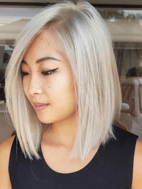 Medium-Length Captivating Inverted Bob Hairstyles That Can Keep You Out of Trouble