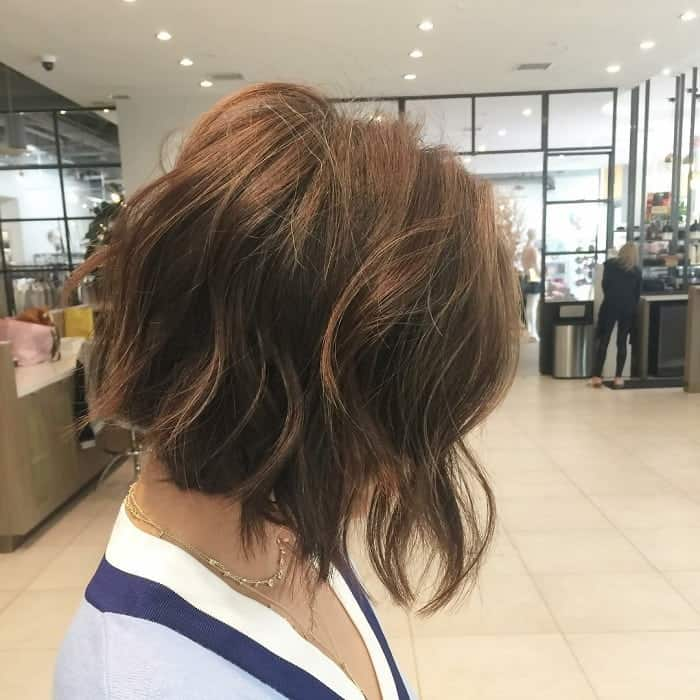 Messy-Bob Best A-Line Bobs You Need to Try (Trending for 2020)