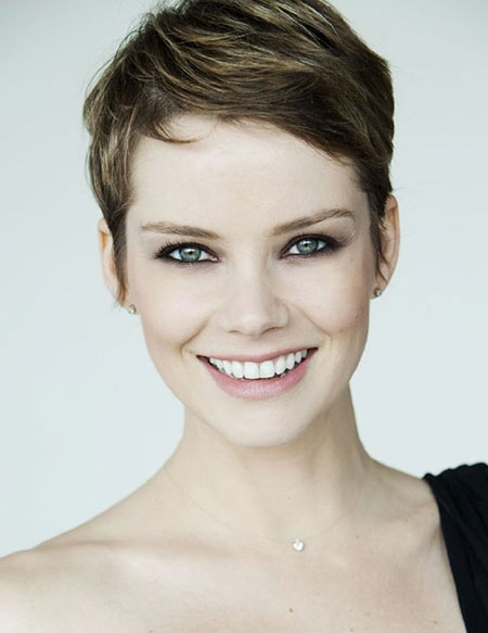 New-Short-Pixie-Hair Styles For Pixie Cuts 2020