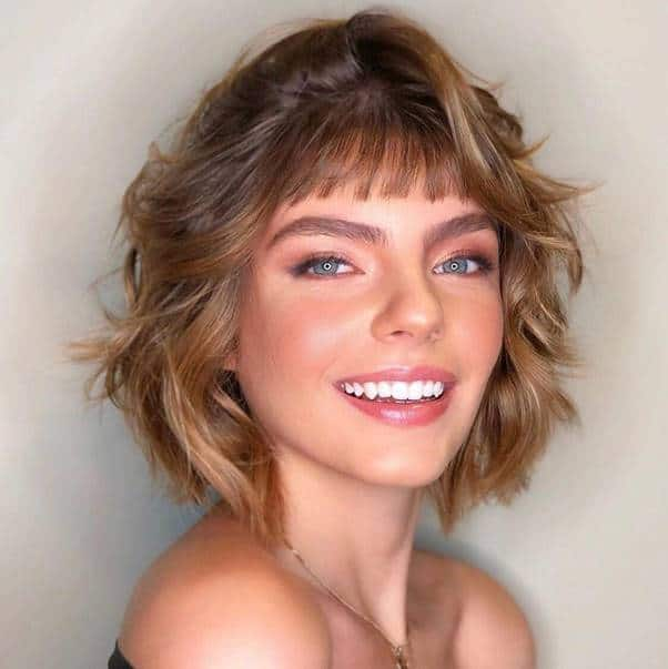 Ombre-Bob Bewitching Brunette Ombre Hair Ideas (2020 Guide)
