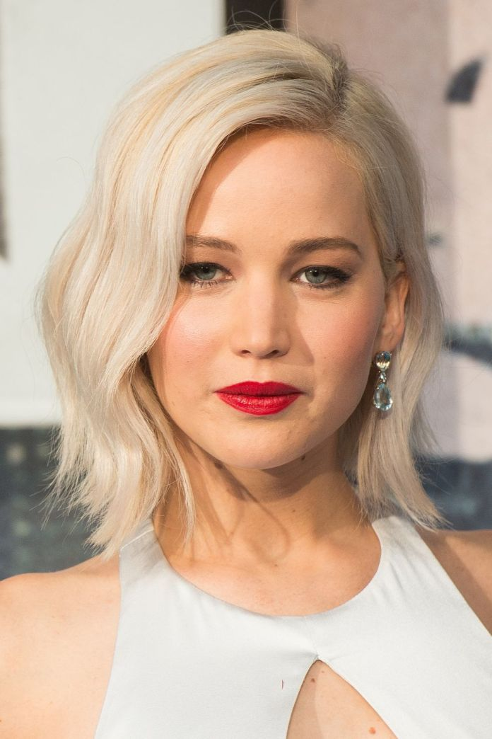 Platinum-Lob 12 Best On-trend Shag Hairstyles for Everyone of any hair length and style