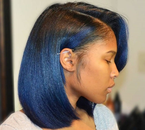 Quick-Short-Weave-Hairstyles-for-Women-13 Quick and Easy Short Weave Hairstyles