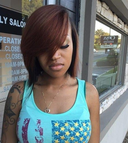 Quick-Short-Weave-Hairstyles-for-Women-3 Quick and Easy Short Weave Hairstyles