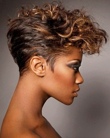 Quick-Short-Weave-Hairstyles-for-Women-4 Quick and Easy Short Weave Hairstyles