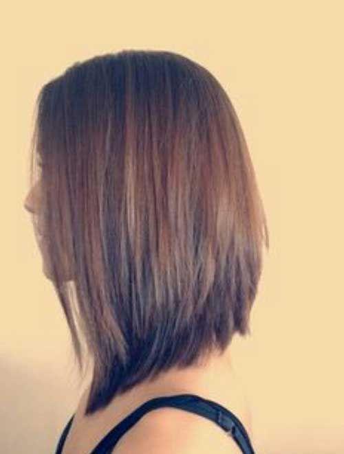 Razor-Cut-Bob Most Hottest and Sexiest Long Bob Haircuts