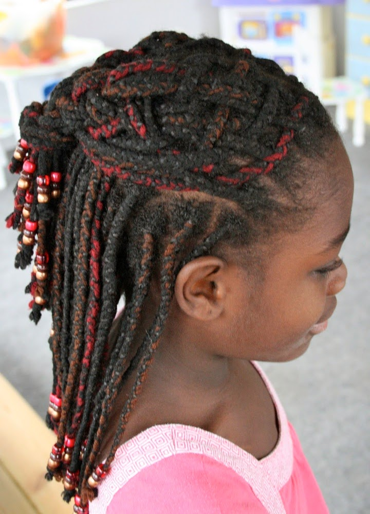 Reddy-Steady-Go Cutest Braided Hairstyles for Little Girls Right Now