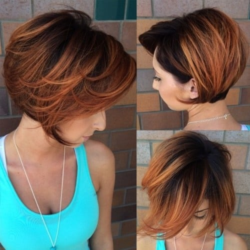 Short-Bob-Hairstyles-for-Women-22 Short Bob Hairstyle Trends To Keep for 2020