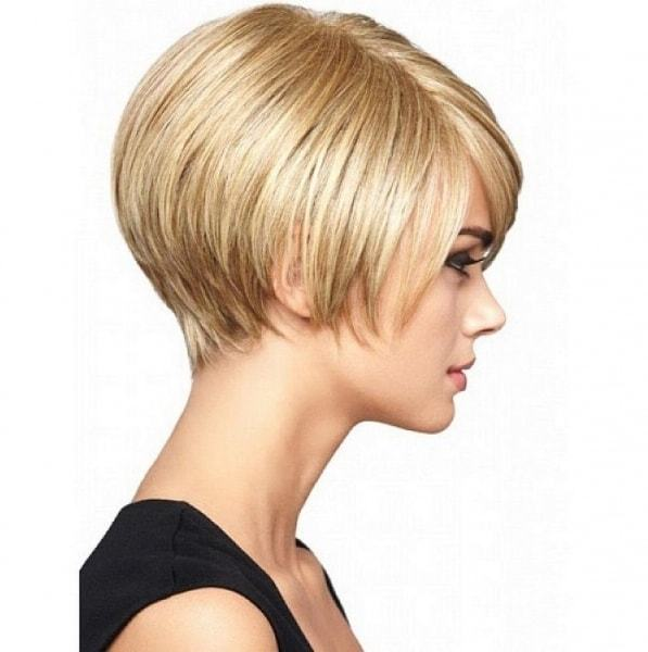 Stacked-bob-1 Quick and Easy Short Weave Hairstyles
