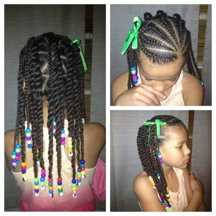 Sunburst Cutest Braided Hairstyles for Little Girls Right Now
