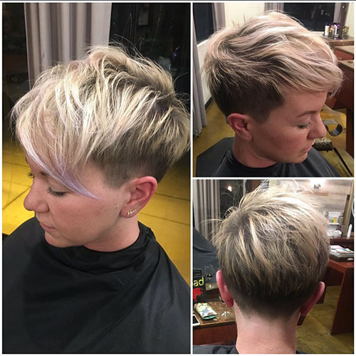 Textured-Pixie-Cut Ideas for An Amazing Textured Pixie Cut