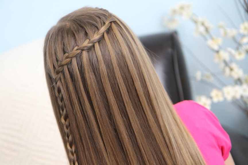 The-Feather-Braid Cutest Braided Hairstyles for Little Girls Right Now