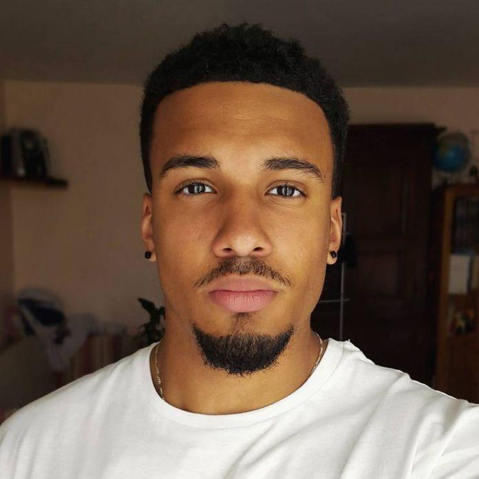 The-Split-Beard Beard Styles for Black Men to Look Stylish