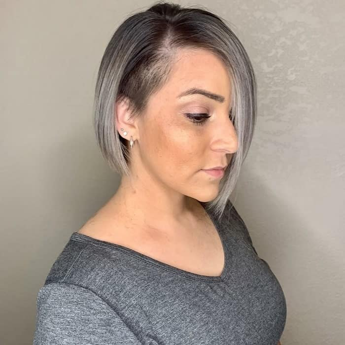 Undercut-Bob Best A-Line Bobs You Need to Try (Trending for 2020)
