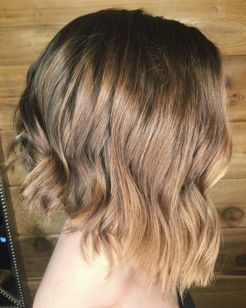 modern-inverted-bob-for-fine-hair Hottest inverted Bobs Hairstyles 2020
