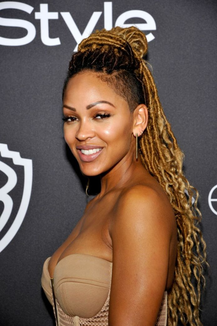 Blonde-Faux-Locs Natural Hair Braids to Enhance Your Beauty