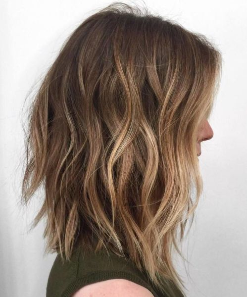 Caramel-Balayage-for-Brown-Hair Balayage and Everything About This Trendy Hair Color