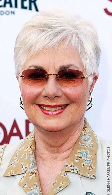 Celebrity-Hair 19 Great Pixie Haircuts for Older Women