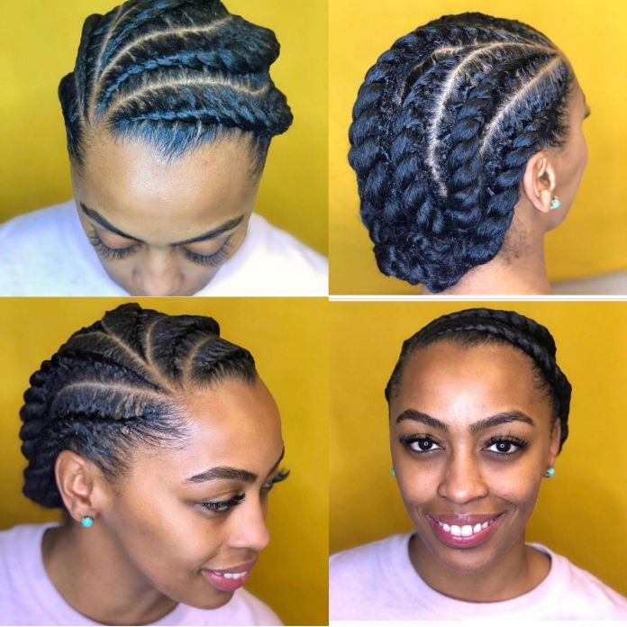 Curvy-Goddess-Braids Natural Hair Braids to Enhance Your Beauty