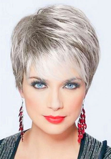 Fine-Hair 19 Great Pixie Haircuts for Older Women