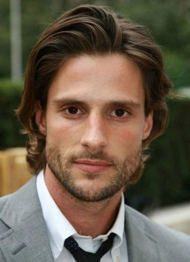 Long-Wavy-Hair Modern Hairstyles for Men to Look Awesome