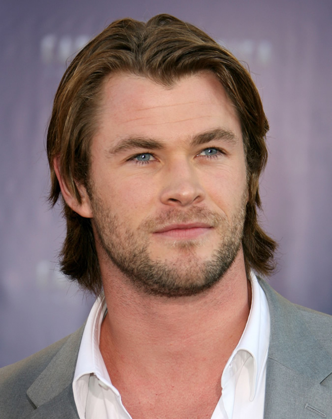 Medium-Length-Blonde-Hair Modern Hairstyles for Men to Look Awesome