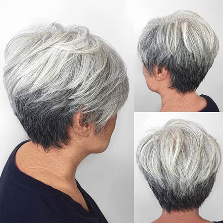 Modern-Hair 19 Great Pixie Haircuts for Older Women