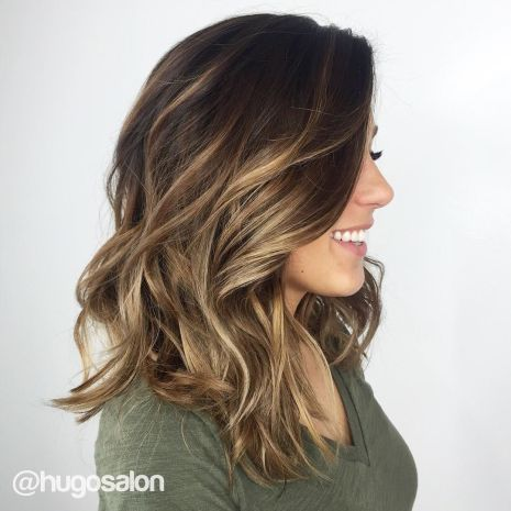 Ombre-Inspired Balayage and Everything About This Trendy Hair Color