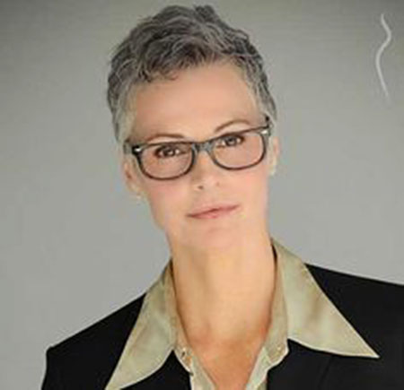 Pixie-And-Glasses 19 Great Pixie Haircuts for Older Women