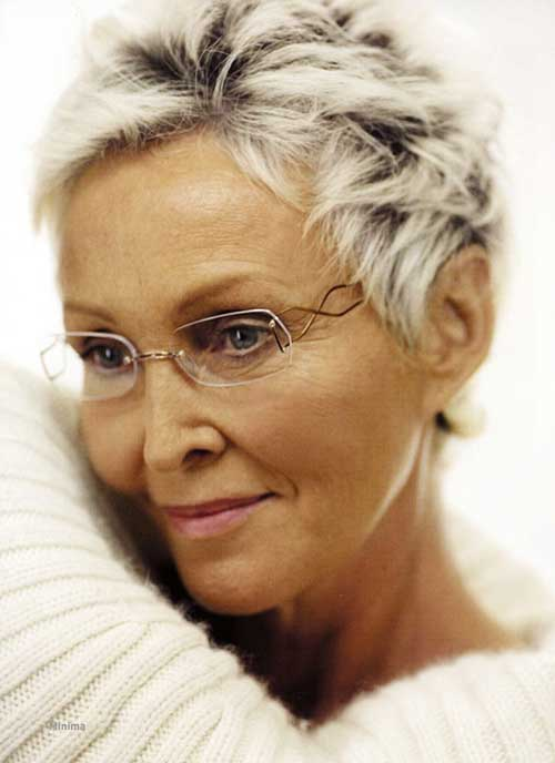 Pixie-Haircut-for-Older-Women 20 Awesome Short Haircuts for Older Women
