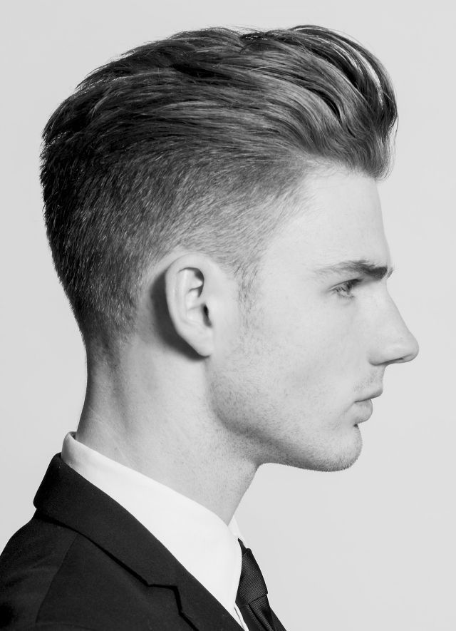 Pompadour-Undercut-Hairstyle Modern Hairstyles for Men to Look Awesome