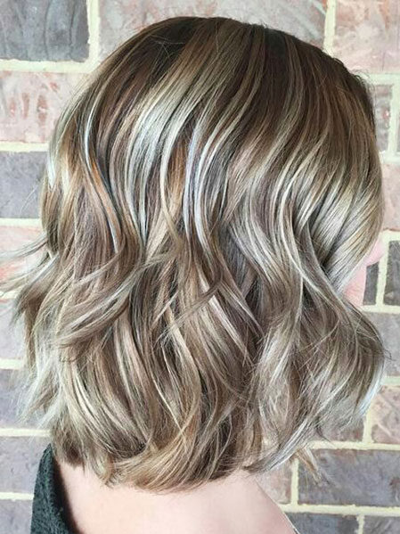 Popular-Balayage-Hair-Color-Ideas-021-ohfree.net_ Popular Balayage Hair Color Ideas for Short Hair