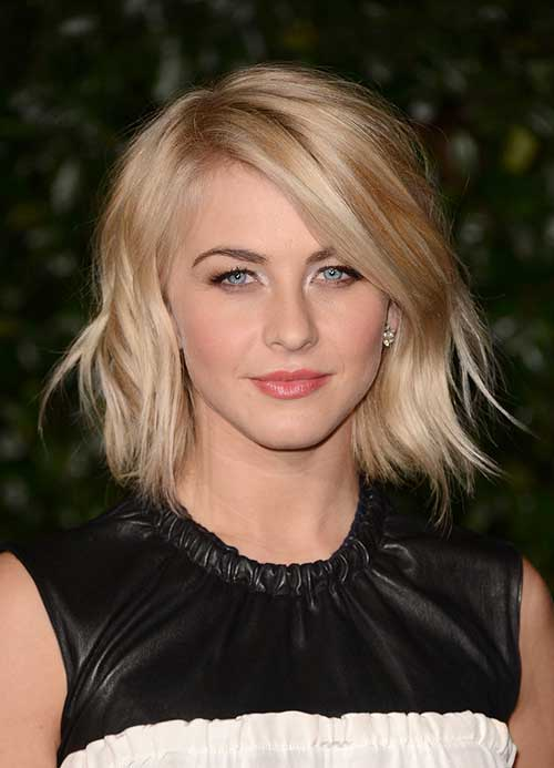 Short-Choppy-Blonde-Bob-Wedding-Hairstyle 15 Elegant Wedding Hairstyles for Bob Haircut