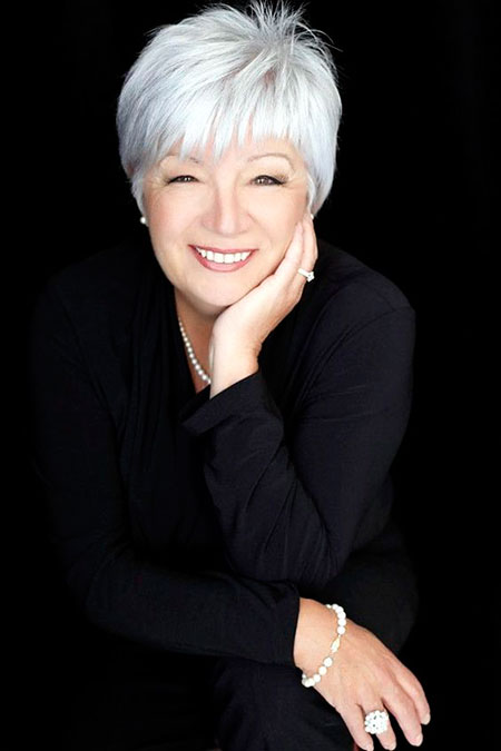 Simple-Hair 19 Great Pixie Haircuts for Older Women