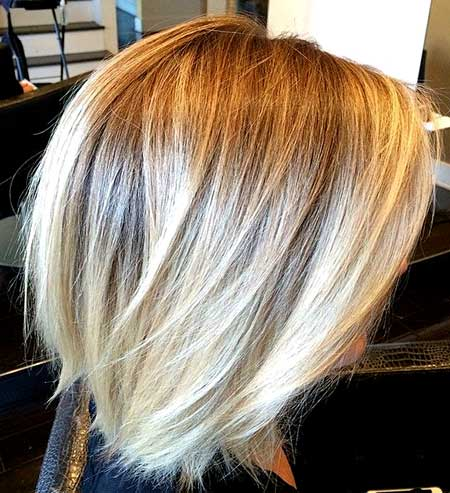 Simple-Straight-Blonde-Bob 25 Blonde Bob Haircuts