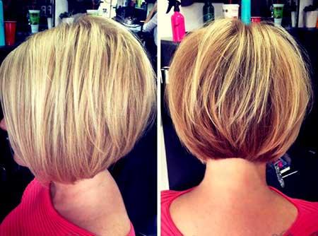 Voluminous-Blonde-Layered-Bob 25 Blonde Bob Haircuts