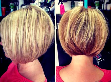 Voluminous-Blonde-Layered-Bob 25 Blonde Bob Haircuts