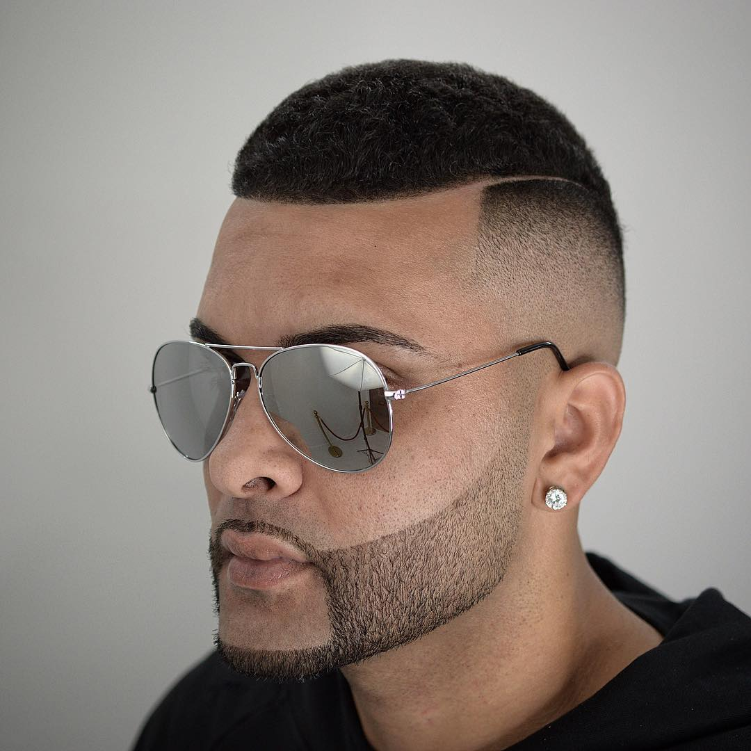 Wide-Mohawk-with-Fade Modern Hairstyles for Men to Look Awesome