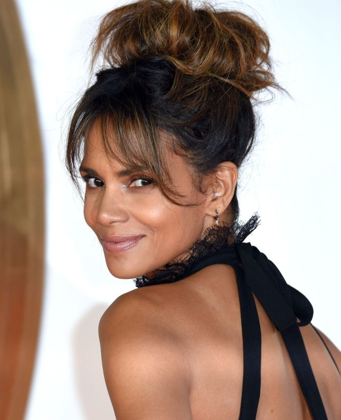 Wispy-Updo 12 Hairstyles for Fine Hair That Won't Fall Flat