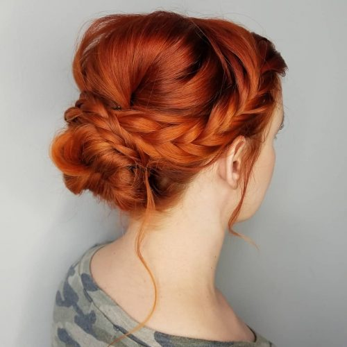 braid-bump 10 Gorgeous Prom Hairstyles For Long Hair