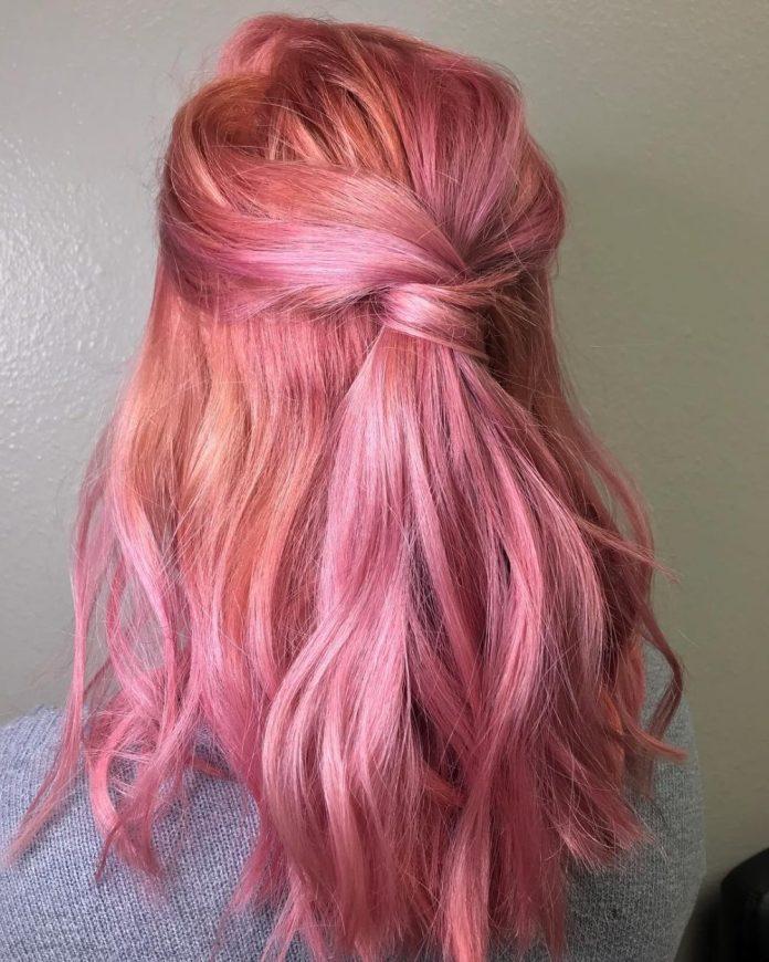 rosey-long-bob 14 Medium Hairstyles for Women in 2020