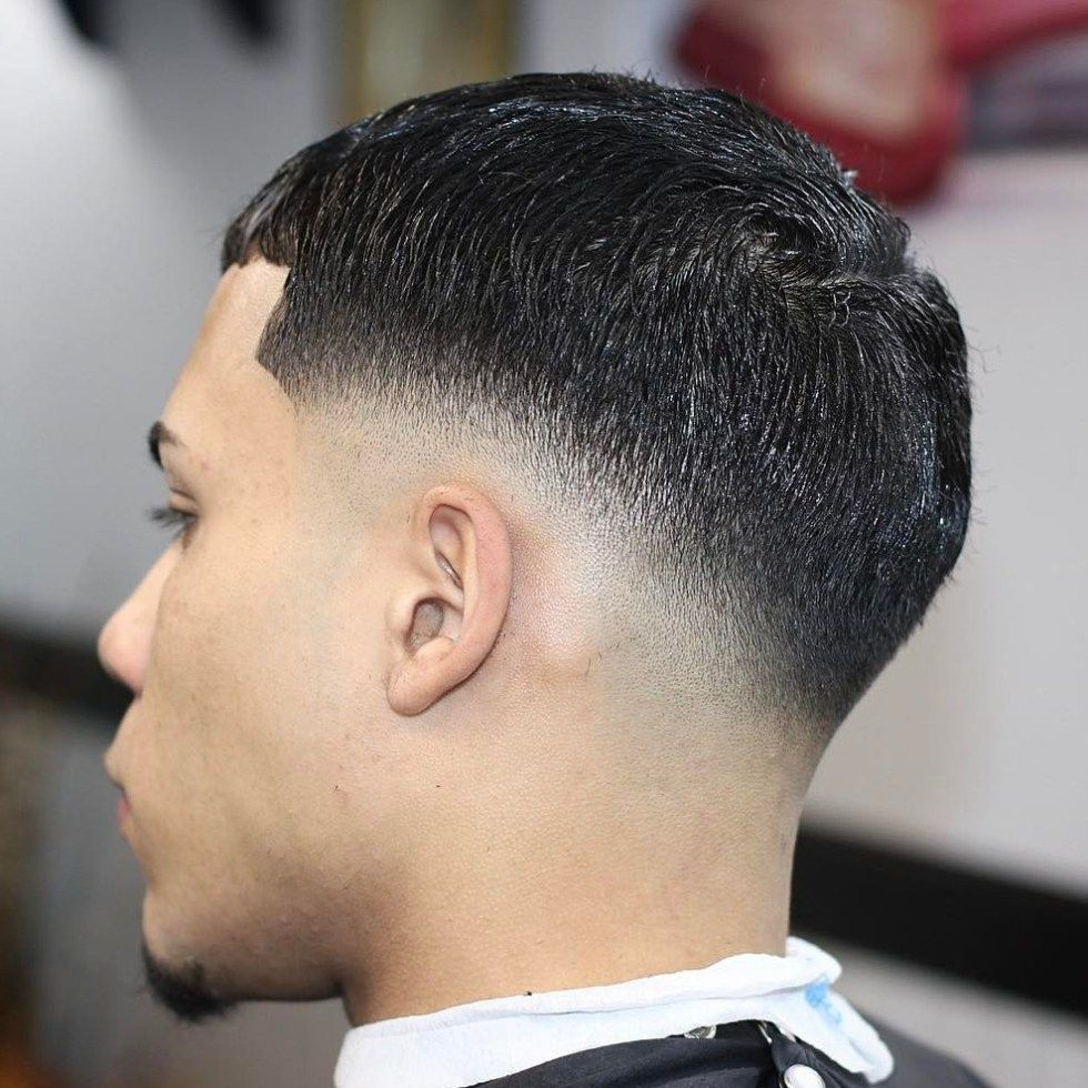 Buzz-Cut Drop Fade Haircut for an Ultimate Stylish Look