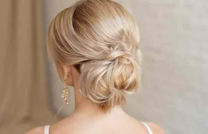 Charming-and-Refined-Messy-Bun Messy Bun Hairstyle is the New Style to Enhance Your Look