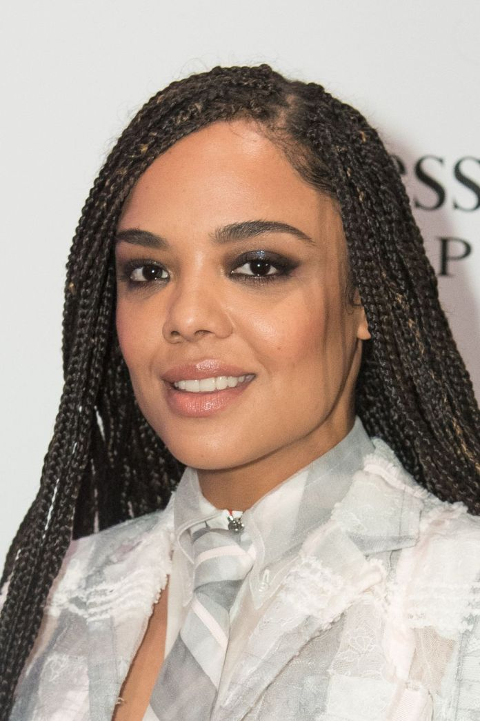 Cornrow-Braids 25 Stupendous Hairstyles for Round Faces