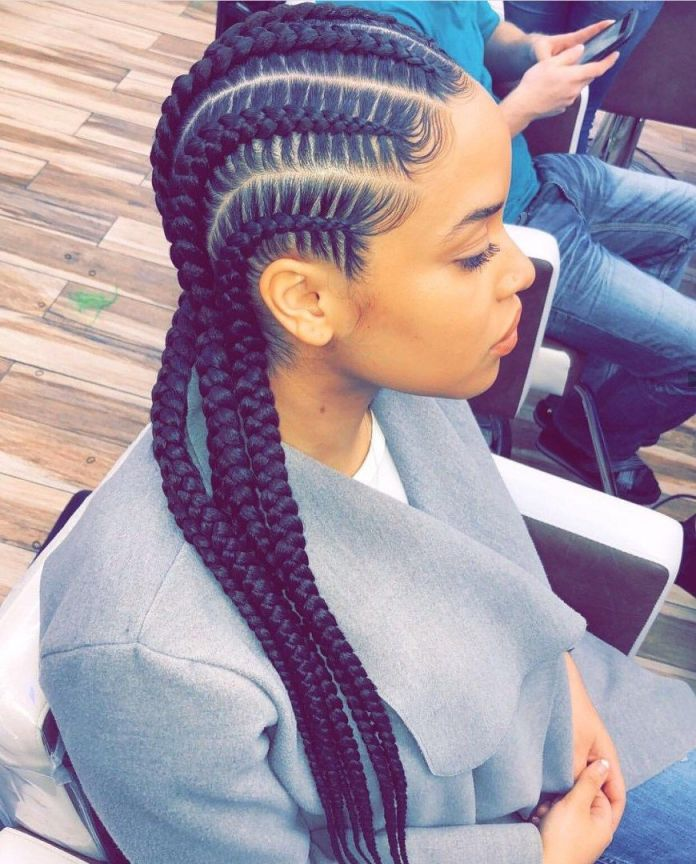 Cornrows Braid Styles to Enrich Your Overall Look