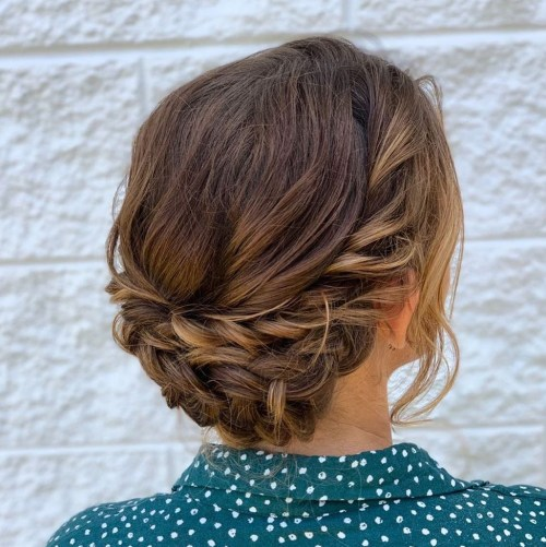 Curly-Boho-Braids 15 Fabulous Hairstyles for Fine Hair