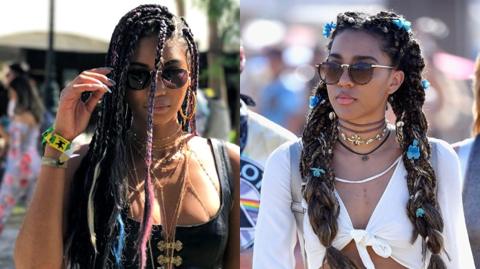 Festival-Hairstyles 25 Festival Hairstyles to Enhance Your Appearance
